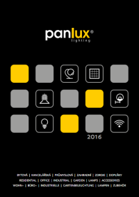 PANLUX katalog 2016